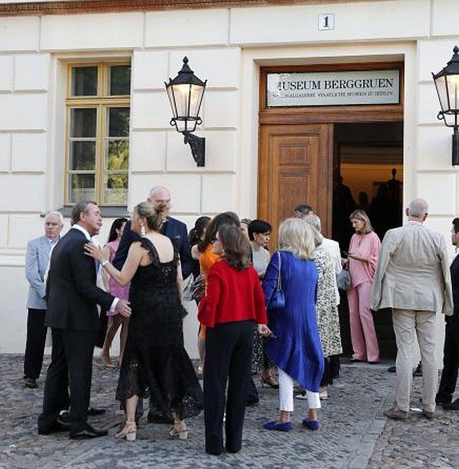 Museum Berggruen, reception