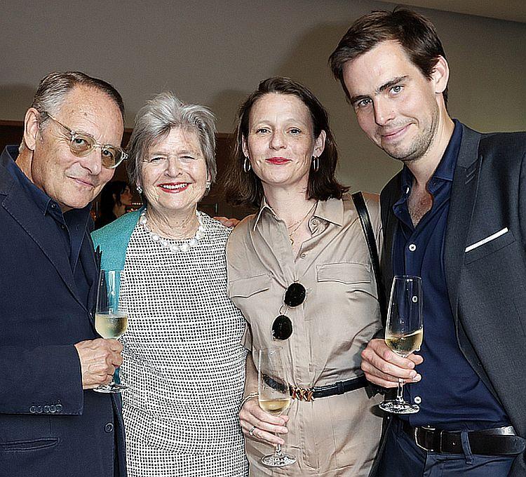 Gero, Christiane, Katharina & Felix von Boehm