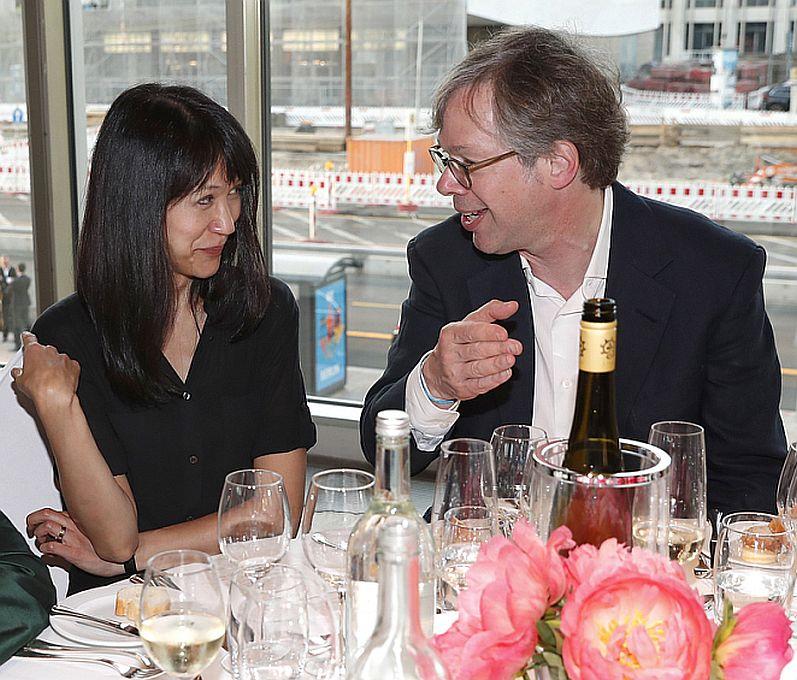 Yuriko Jackall, Olivier Berggruen