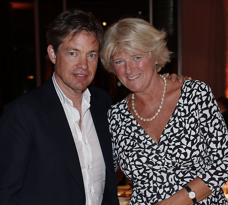 Nicolas Berggruen, Minister of State for Culture and Media Monika Grütters