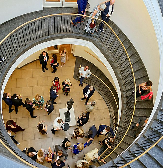 Museum Berggruen reception