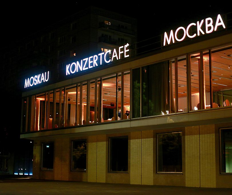 Cafe Moskau